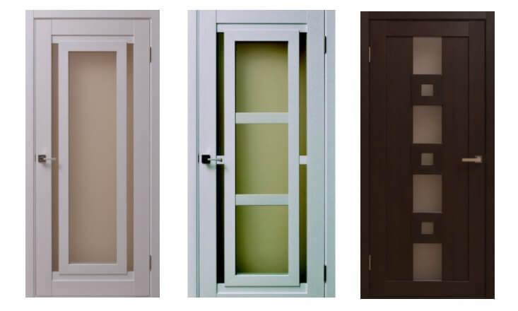 Строительный блог двери
